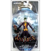 Figura Joker Batman Serie 1 Arkhan Asylum Juguete Coleccion