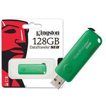 Pen Drive Usb 2.0 Kingston Dtse8/128gb Datatraveler Se8 128g