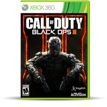 Call Of Duty Black Ops Iii Para Xbox 360 ¡sólo En Gamers!