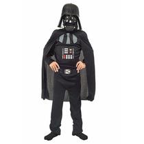 Disfraz Darth Vader Deluxe Star Wars Original Excelente