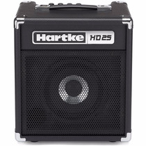 Hartke Hd25 Dydrive 25w 8 Amplificador Para Bajo - Oddity