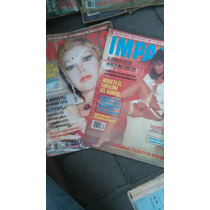 Revista Impacto. Elizabeth Aguilar E Irma Serrano.