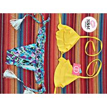 Bikini Dos Piezas Verano 2017 Mallas Traje De Baño Corpiño