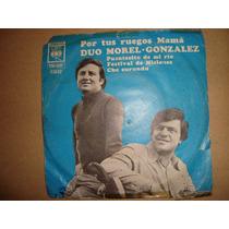 Duo Morel Gonzalez Simple Vinillo En Caballito