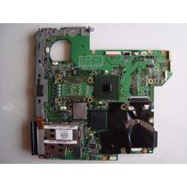 Placa Mãe Hp Dv2000 Akita Mb 48.4f501.051 - (com Defeito)