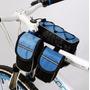 Bolsa Maletin Para Bicicleta 4 En 1 Giant