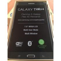 Samsung Galaxy Tab 4 8gb De 7 Pulgadas100% Nueva Y Original