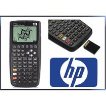 Calculadora Gráfica Hp 50g +capa