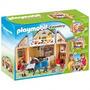 5418 Playmobil Campo - Estábulo Game Box - Sunny