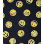 Emoji Negro Lona