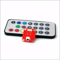 Control Ir Transmisor Y Receptor