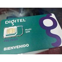Linea Digitel Para Bam Y Telefonos A Su Nombre.