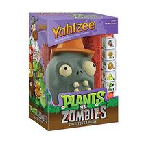 Yahtzee: Edición De Coleccionista De Plants Vs Zombies