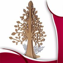 Árbol Forever Madera Mdf Adorno Decorativo Centro De Mesa