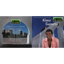 Cd Almir Guineto - Raízes Do Samba 1999 ( Bra ) Usado