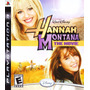 Jogo Ps3 Hannah Montana The Movie Original