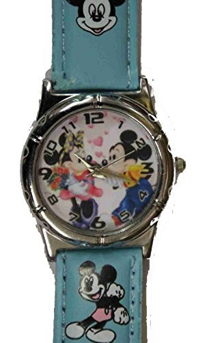 9e85562250c2 Reloj De Pulsera Mickey Minnie Mouse Para Niños Niñas Nº -   143.990 en  Mercado Libre