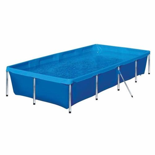 Piscina 3000 litros plastico lona estruturada botafogo r for Piscina plastico rectangular