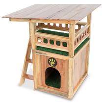 Casinha Para Cachorros Pequeno Porte Adventure 7011 Carlu