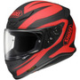 Casco Integral Shoei Rf-1200 Beacon Rojo