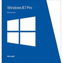 Windows 8.1 Pro 32 Y 64 Bits | Licencia Original Para 3 Pc