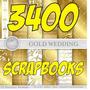 Kit Scrapbook Digital Papéis Casamento + 3400 !! 40 Gb