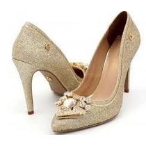 Sapato Edição Limitada Carmen Steffens Puro Luxo