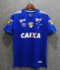 b503c358f6419 Camiseta Azul Brasil Ropa Hombre en Mercado Libre Chile