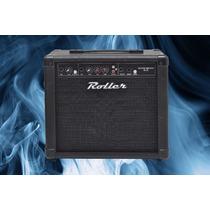 Amplificador Roller Mx 25watts Guitarra-bajo-voz-teclado-mp3