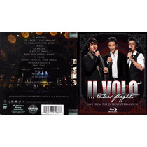 Il Volo Takes Flight Live From Detroit (blu-ray )