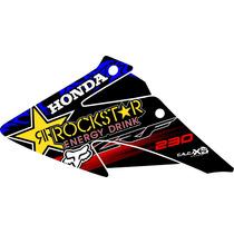 Set De Graficos Para Honda Crf 230 F Motocross