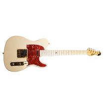 Guitarra Telecaster Dolphin Rocket Creme