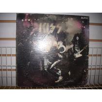 Kiss - Alive! Lp Album Doble Importado En Muy Buen Estado