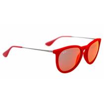 Óculos De Sol Feminino Veludo Preto Vermelho Barato