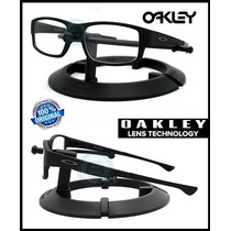 Gafas Oakley Traildrop Ox8104 - 01 Satin Black Oftalmico