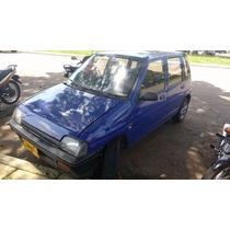 Daewo Tico Modelo 97 Motor 800 Cc Azul 5 Puertas