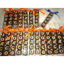 Chocolates Personalizados Souvenirs Cumples, Nacimiento, Etc