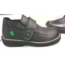 Zapatos Kickers Para Niños Colegiales
