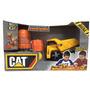Cat Camion Volcador Con Masa Para Moldear Y Construir Intek