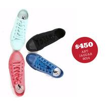 Zapatillas Jaguar. Varios Colores. Talle 34 Al 40