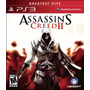 Assassins Creed 2 Ps3 Jogo Original Lacrado Mídia Física