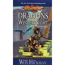 Libro Dragons Of Winter Night (dragonlance Chronicles, Volum