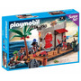 Playmobil 6146 Conjunto Fuerte Pirata-minijuegosnet!