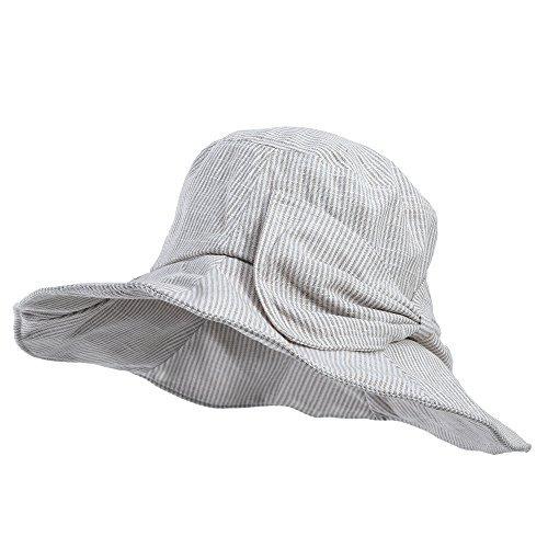 5feb7d1b330fc Sombrero Plegable De La Visera Del Viaje De Las Mujeres Somb -   130.900 en  Mercado Libre