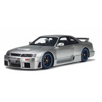 1:18 Nissan Skyline R33 Nismo Gtr Lm Otto 1996 Spark Silver