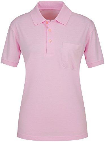 1e84a9a2e Camisas Polo Rosa Claro Para Mujer Xxl -   24.200 en Mercado Libre