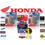 Pastilla De Freno Ebc Juego Del/tras Honda Cb 600 F Hornet