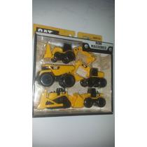 Cat 5 Mini Máquinas