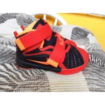Tenis Nike Lebron Soldier 9 (xi) Infantil + Envio Gratis!