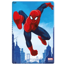 Placa Para Pastel Grande De Pvc Spider Man Saltando